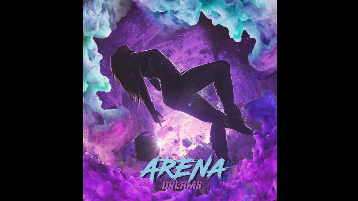 Arena single art