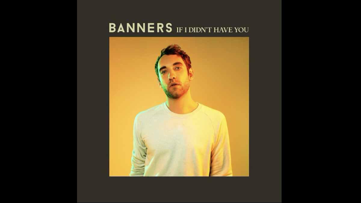 Banners single art courtesy Island Records