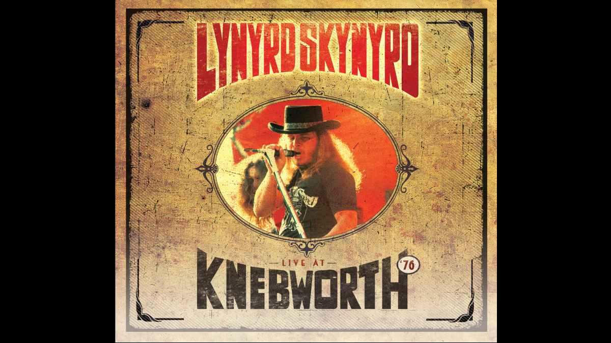 Lynyrd Skynyrd cover art courtesy Kayos