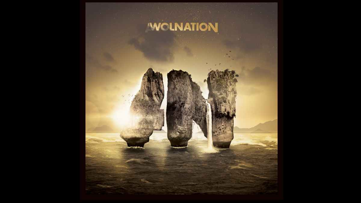AWOLNATION album cover art courtesy Red Bull Records