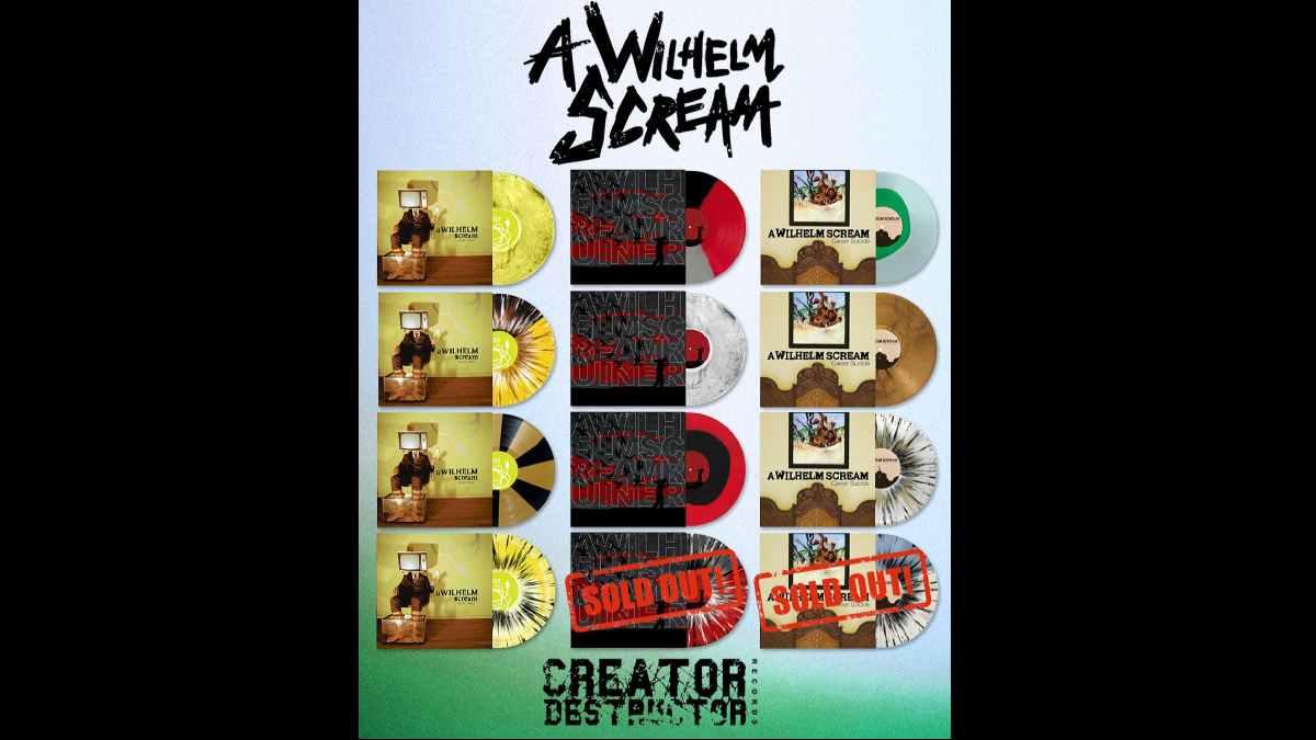 A Wilhelm Scream reissue promo courtesy Earsplit
