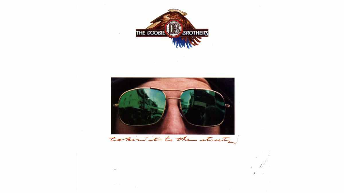 Doobie Brothers album cover art