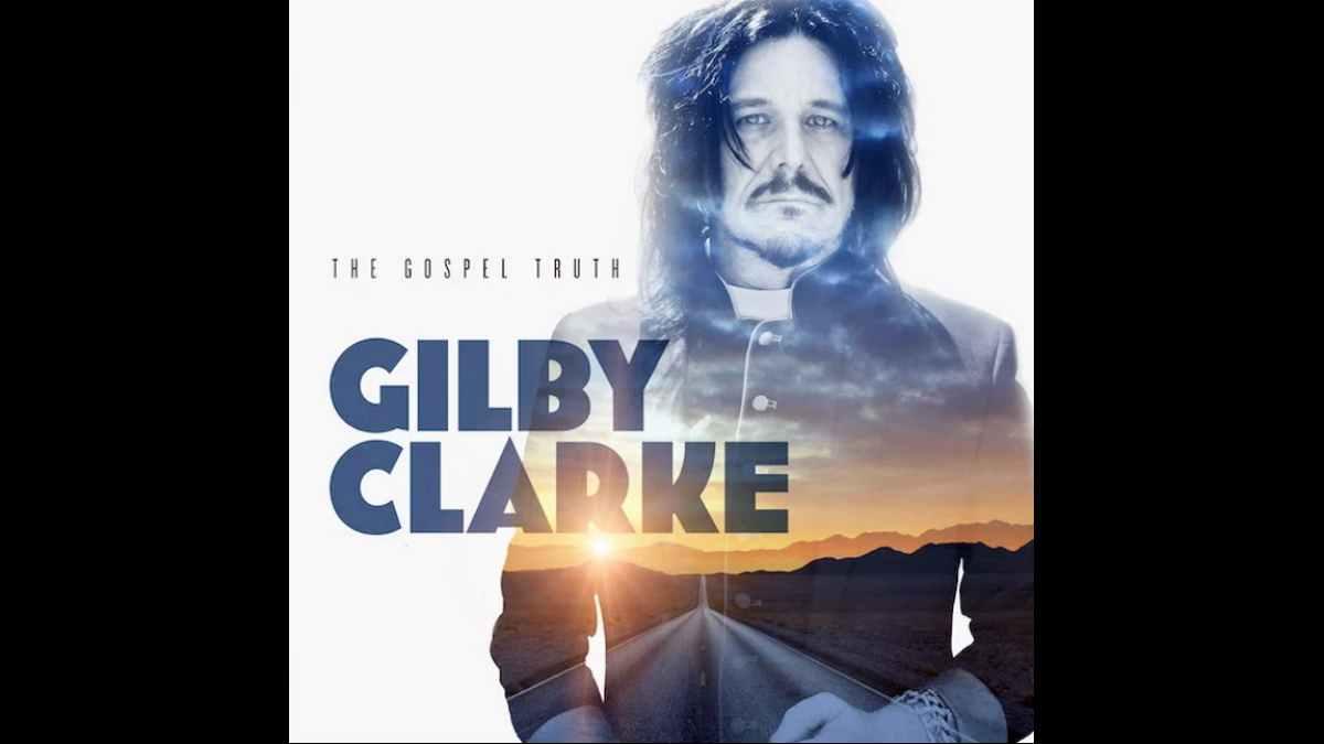 Gilby Clarke album cover art