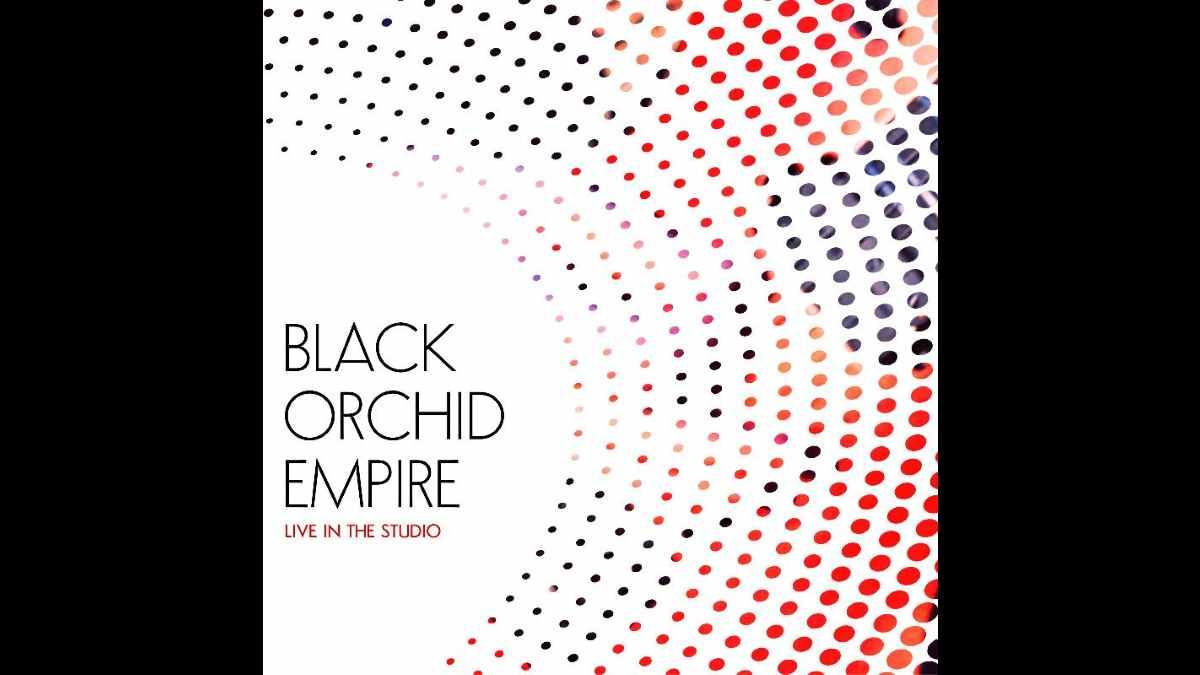 Black Orchid Empire album cover art