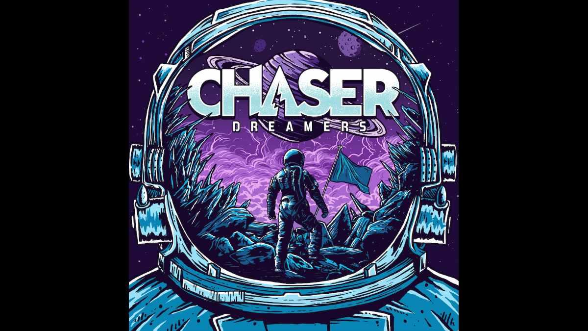 Chaser cover art courtesy Earshot