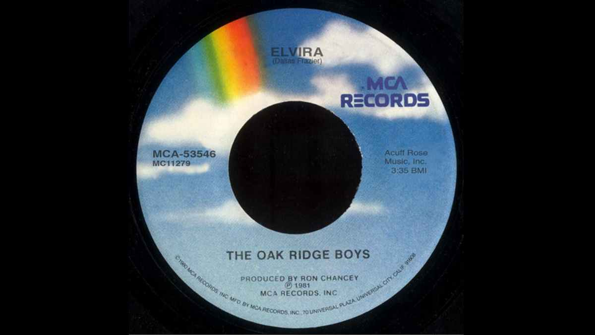 The Oak Ridge Boys 45 photo courtesy 2911