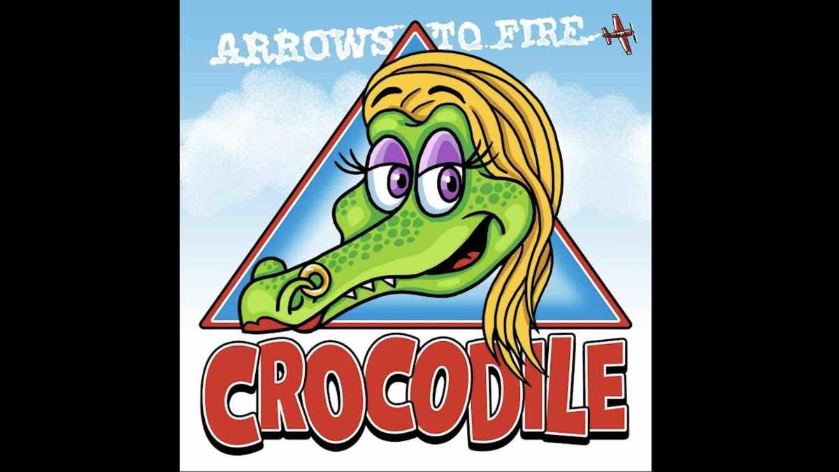 Arrows To Fire single art