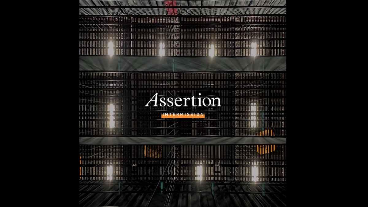 Assertion album cover art