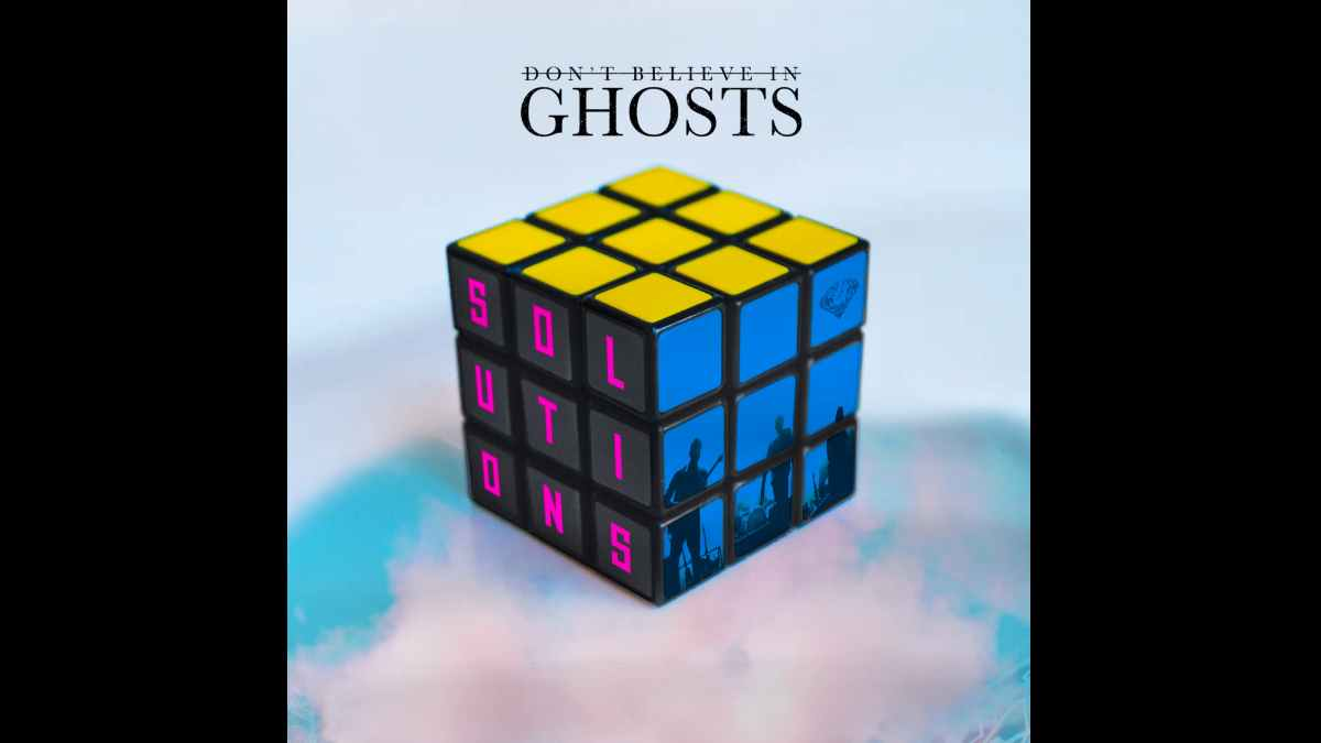 Don't Believe In Ghosts album cover art