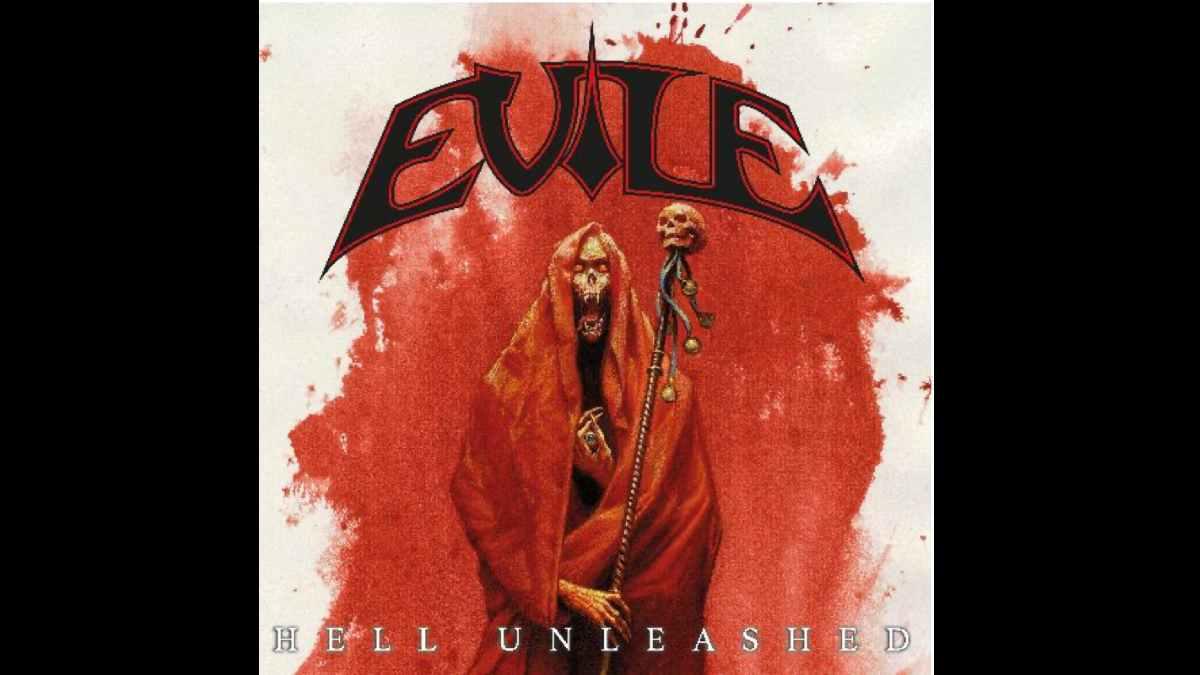 Evile album cover art