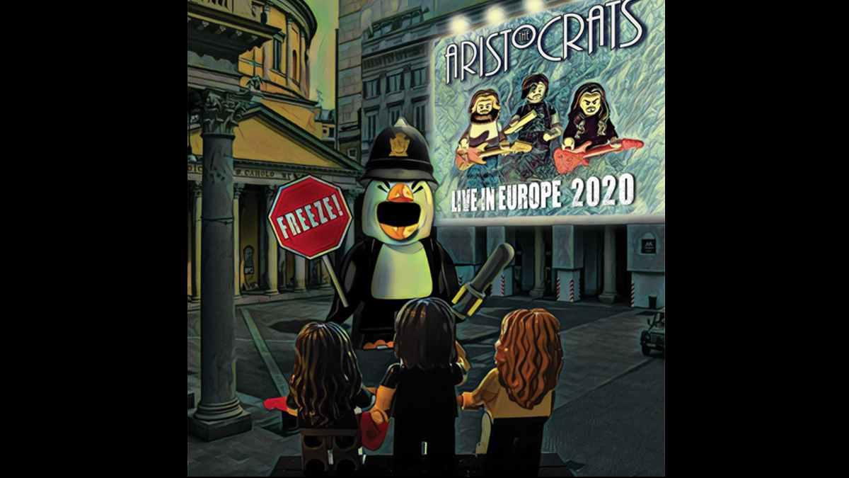 The Aristocrats album cover art