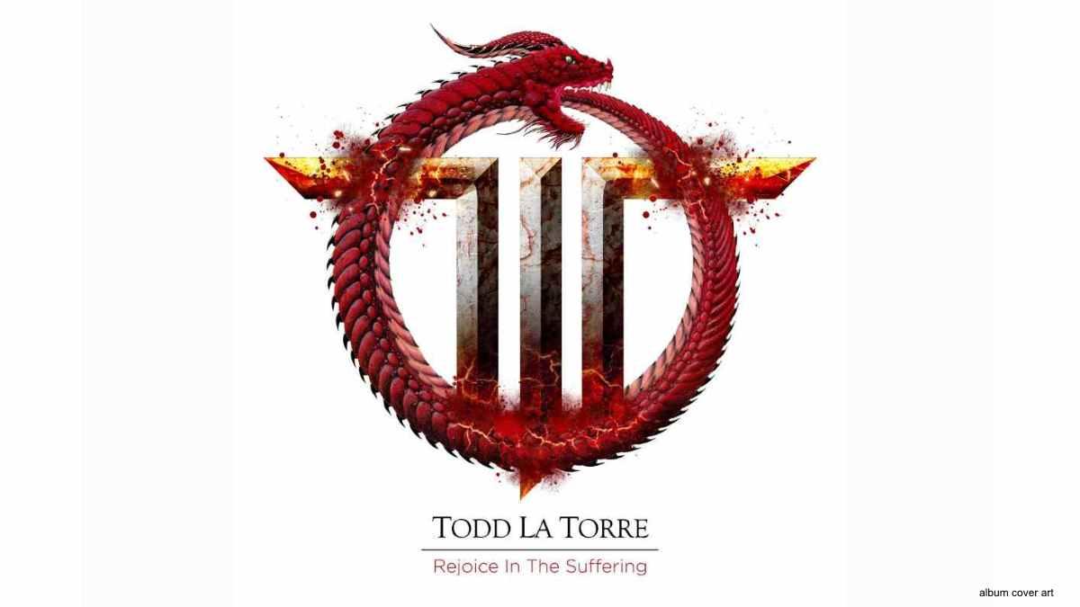 Todd La Torre album art