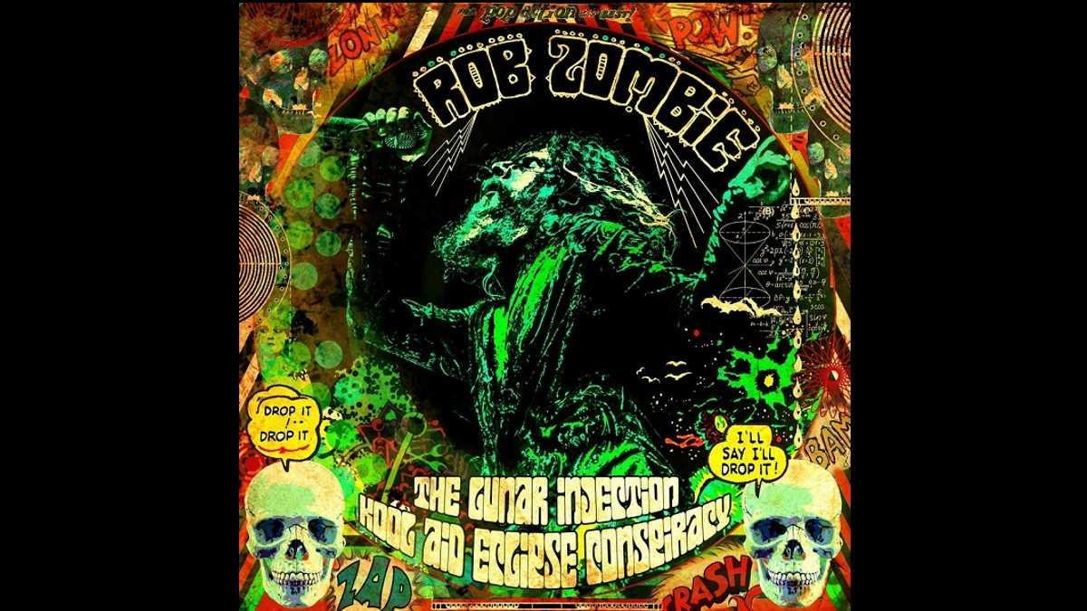 Rob Zombie album cover art