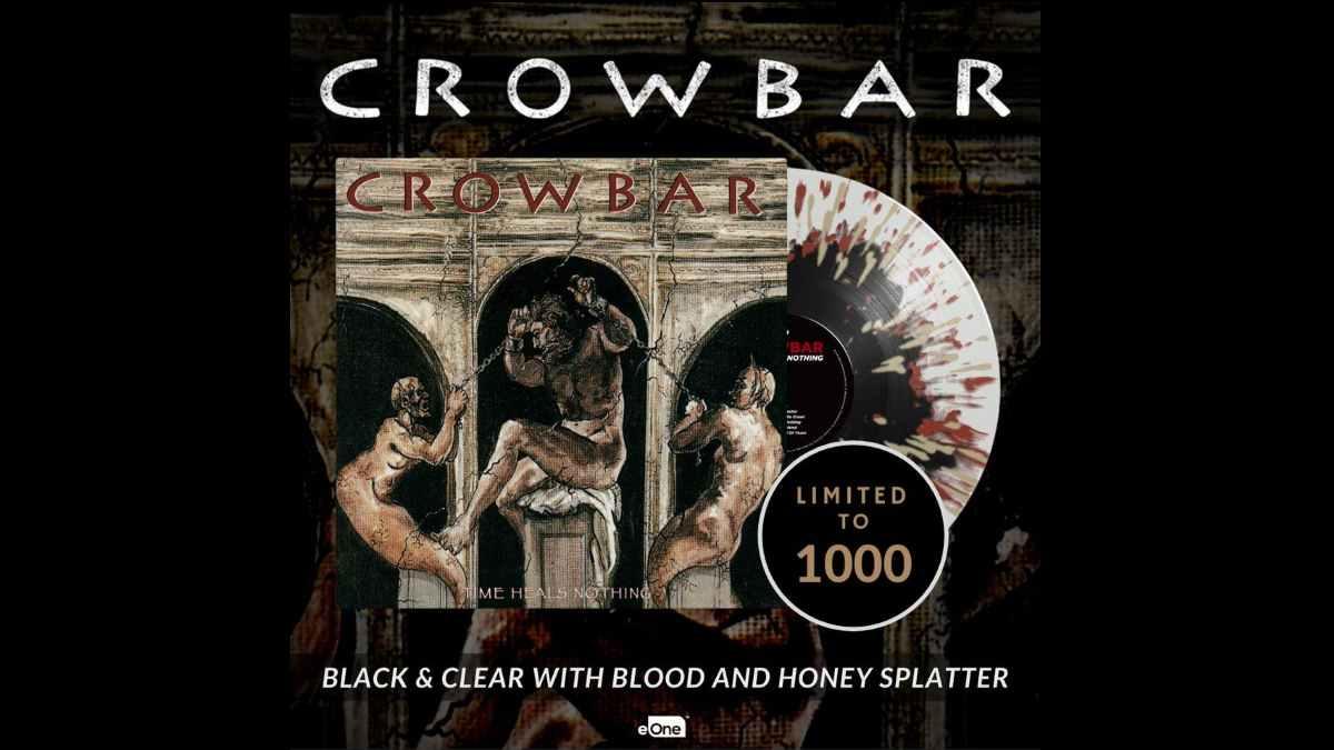 Crowbar repressing promo