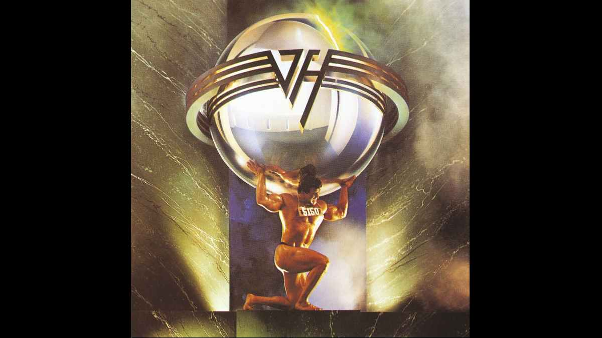Van Halen album cover art