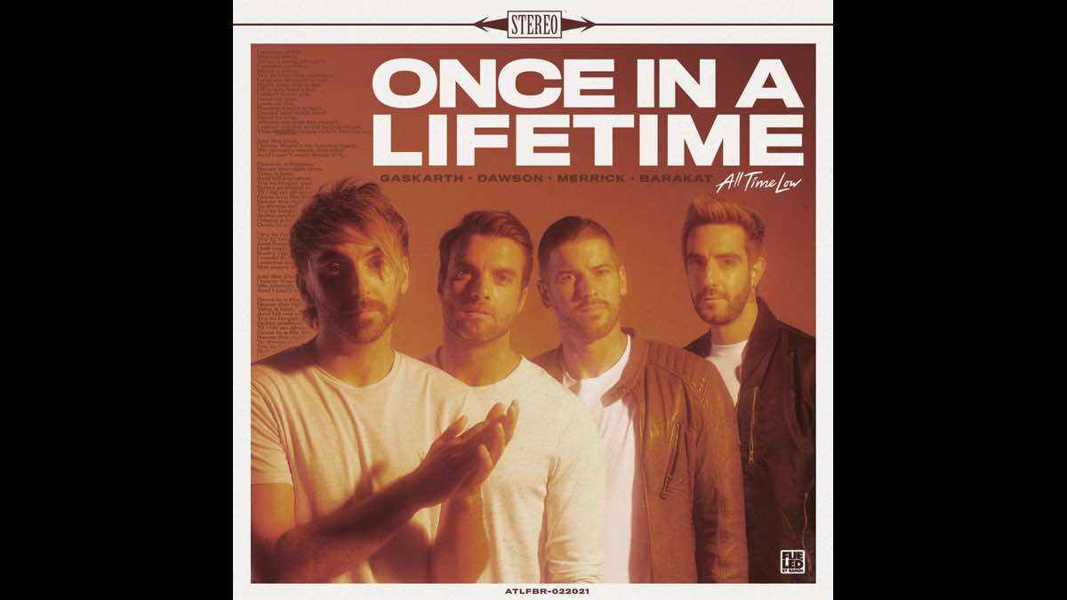 All Time Low single art