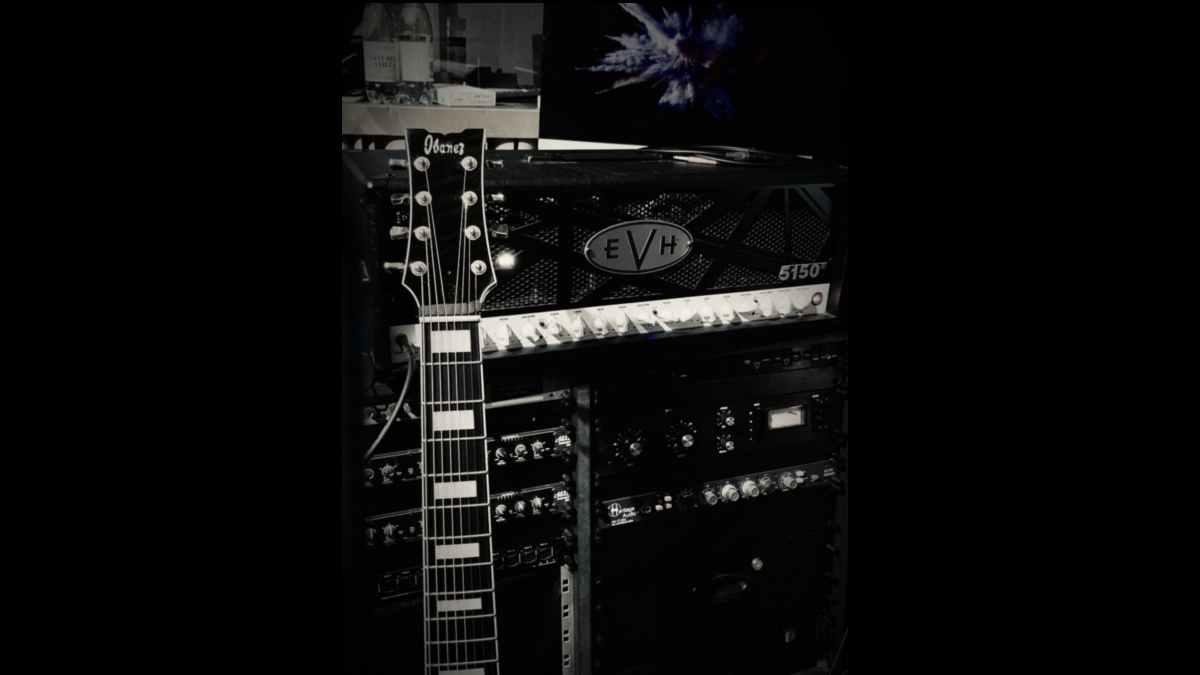 Meshuggah photo courtesy Nuclear Blast