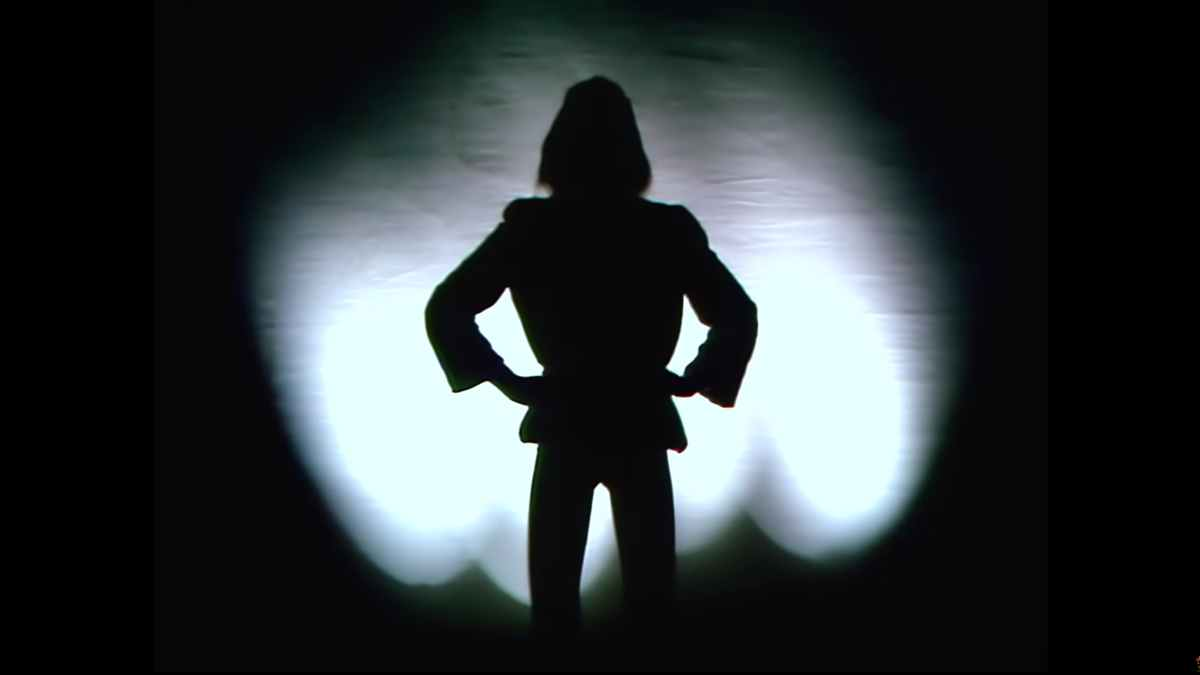 Queen still from the music video