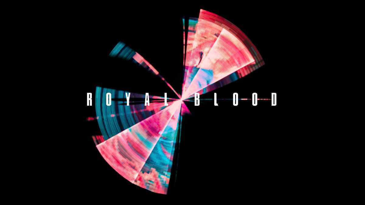 Royal Blood album cover art
