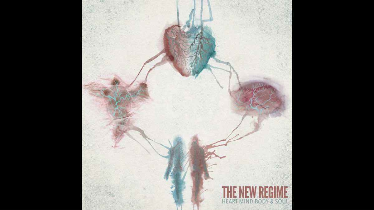 The New Regime cover art