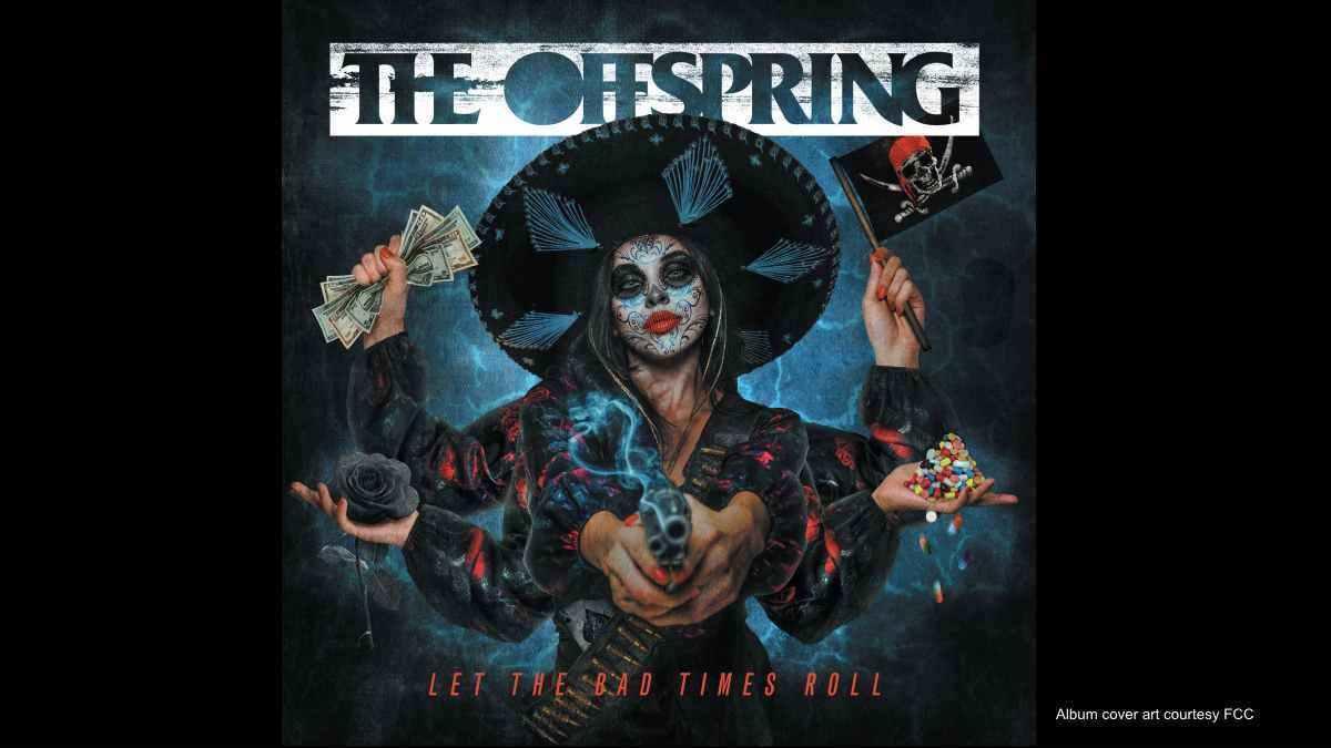 The Offspring album cover art