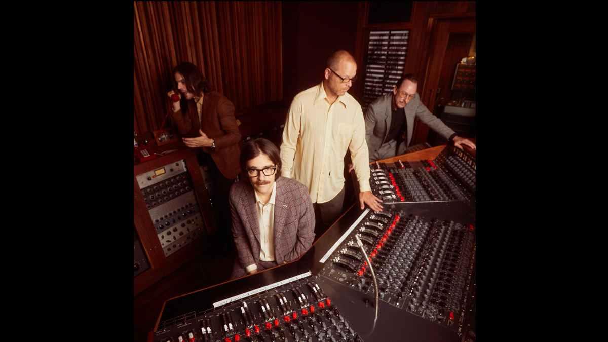 Weezer photo courtesy The Oriel Company