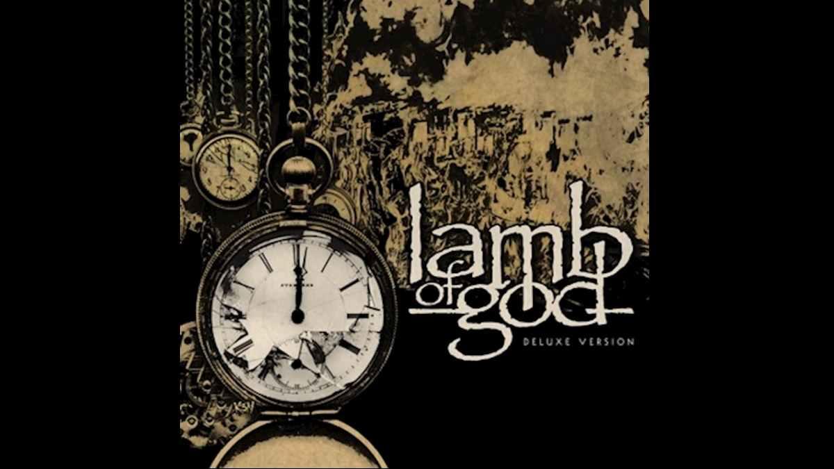 Lamb Of God album cover art