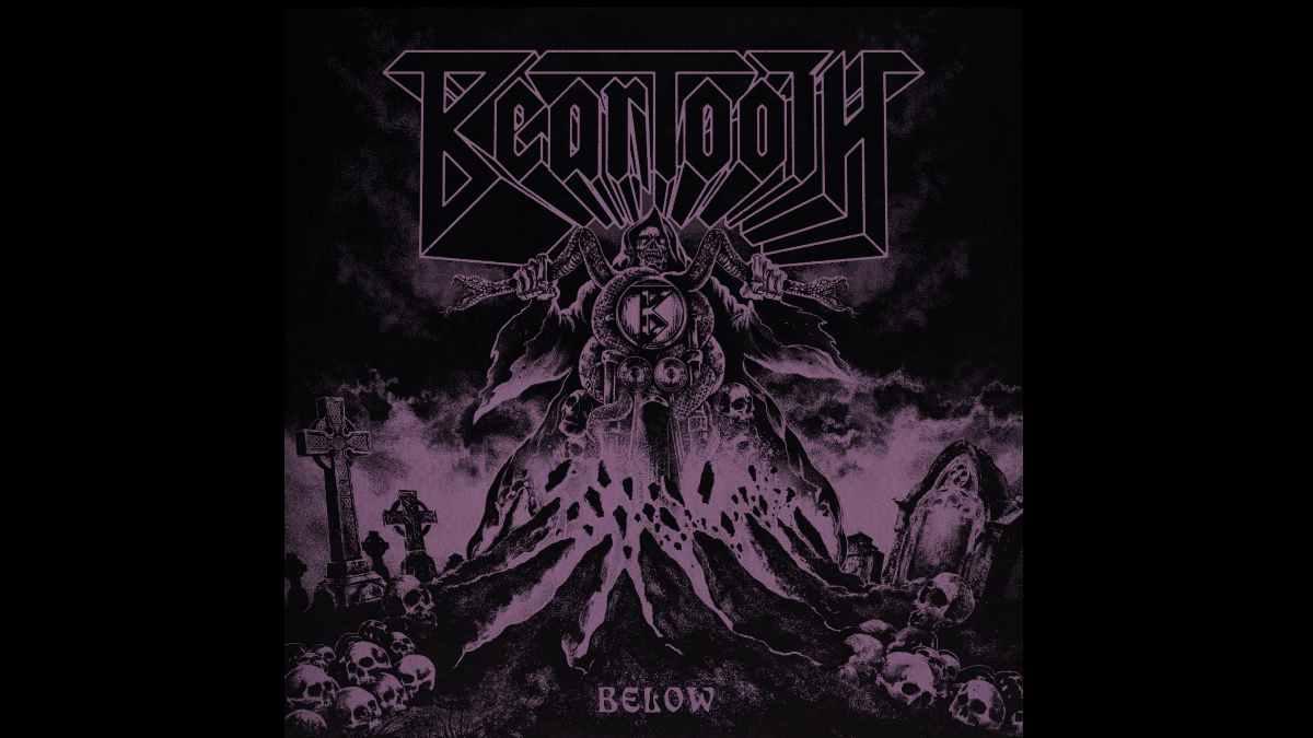 Beartooth album cover art courtesy Atom Splitter