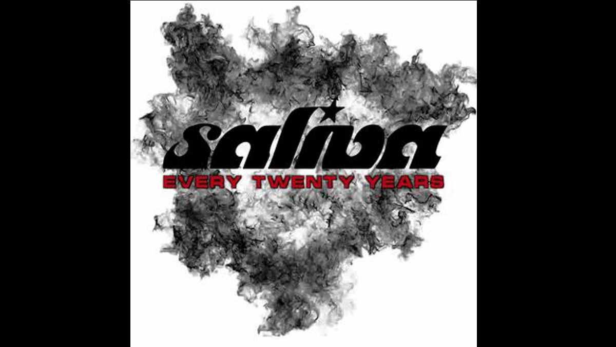 Saliva cover art