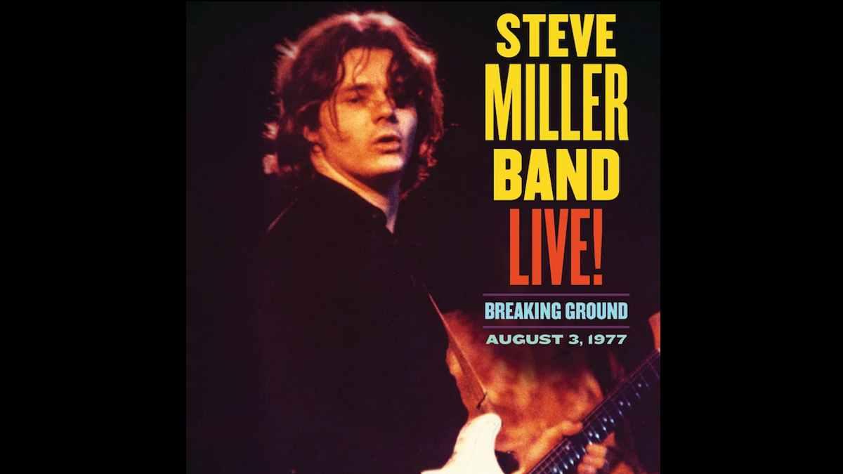 Steve Miller cover art