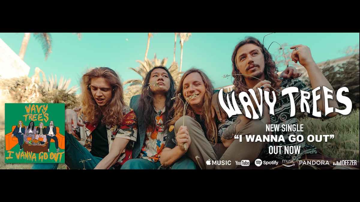 Wavy Trees single promo