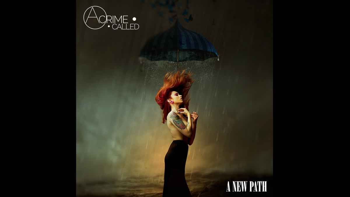 A Crime Called A New Path cover art courtesy TAG