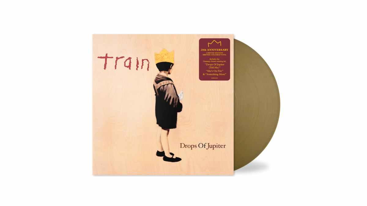 Train album art promo courtesy FCC