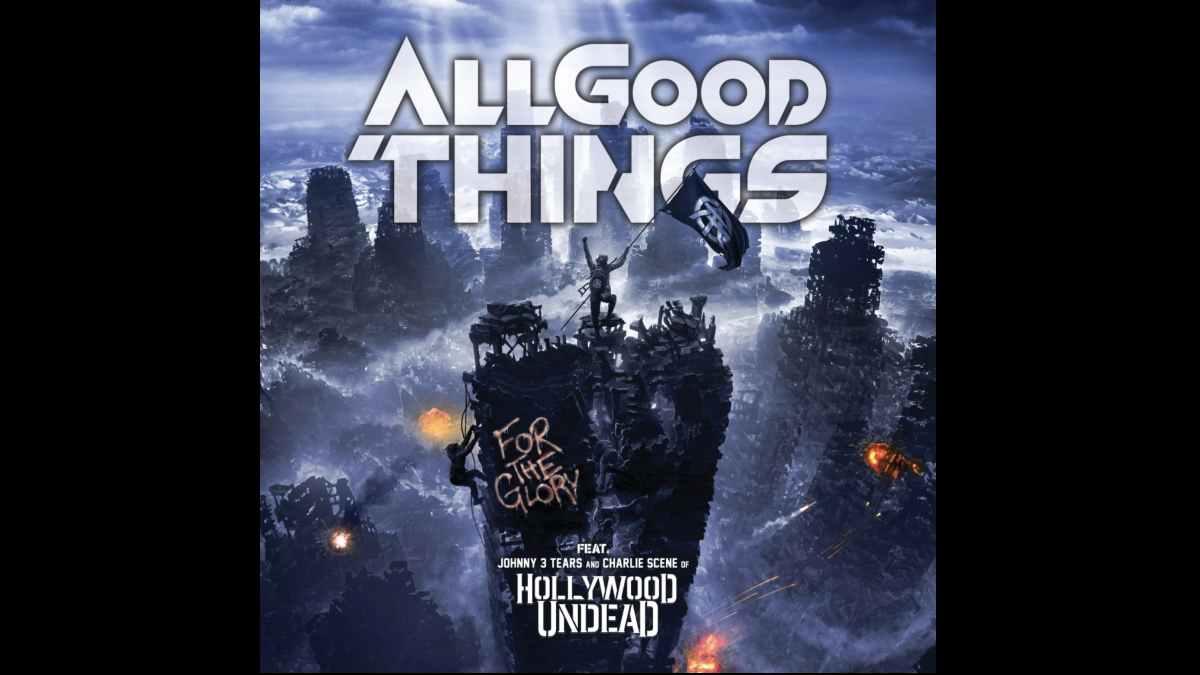 All Good Things single art courtesy Better Noise