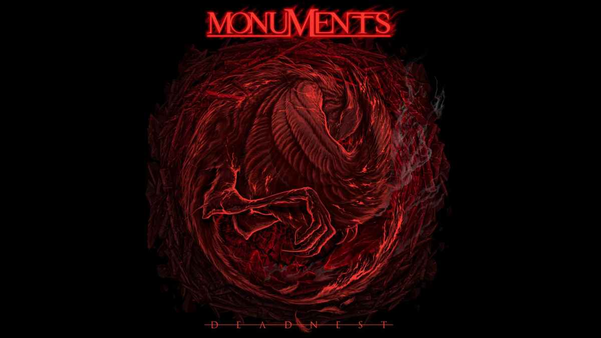 Monuments single art