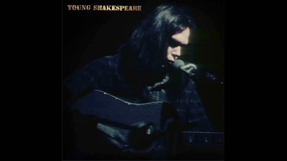 Neil Young cover art
