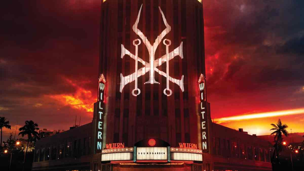 Soundgarden cover art