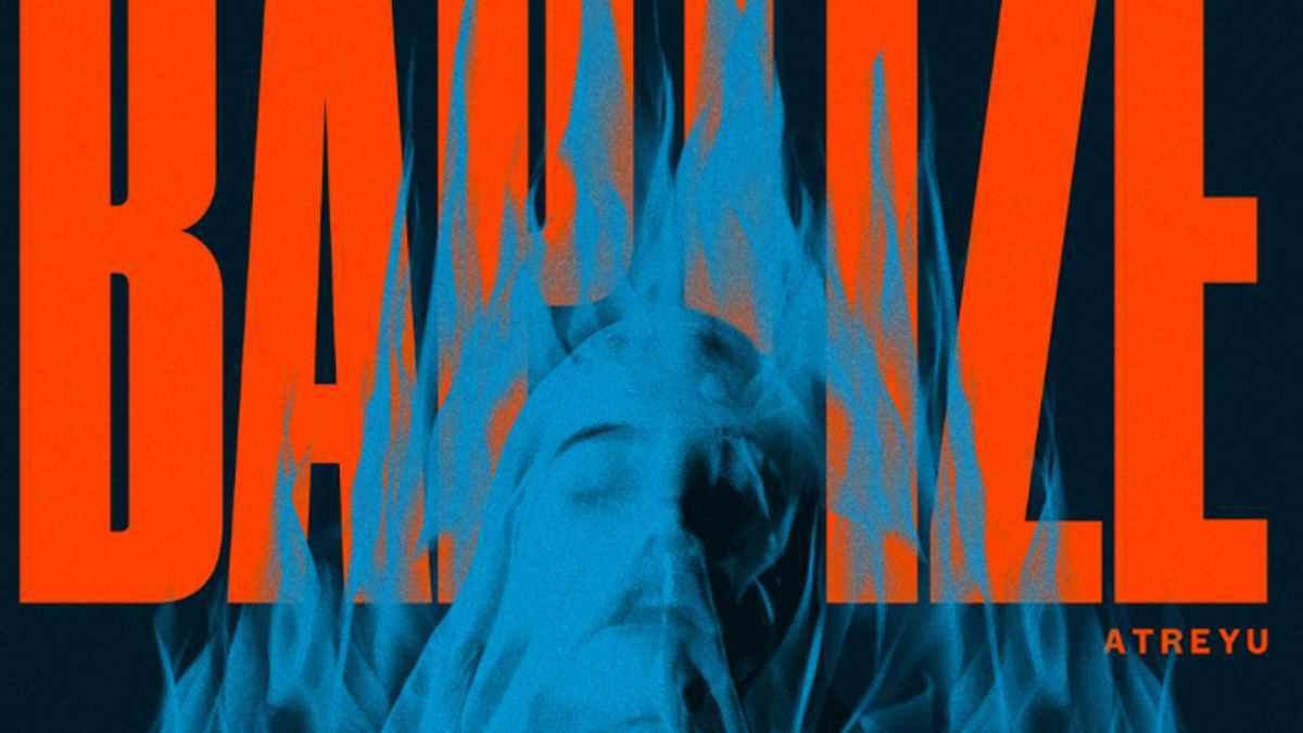 Atreyu album cover art