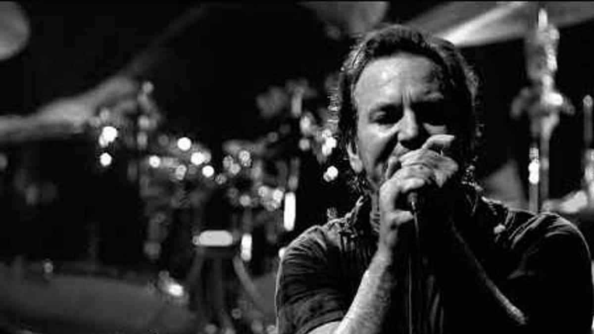 Pearl Jam video still