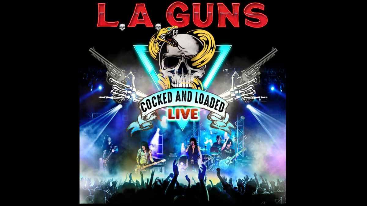 L.A. Guns album cover art