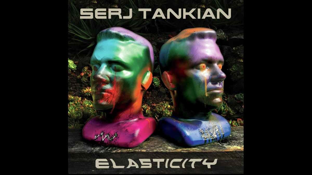 Serj Tankian EP cover art