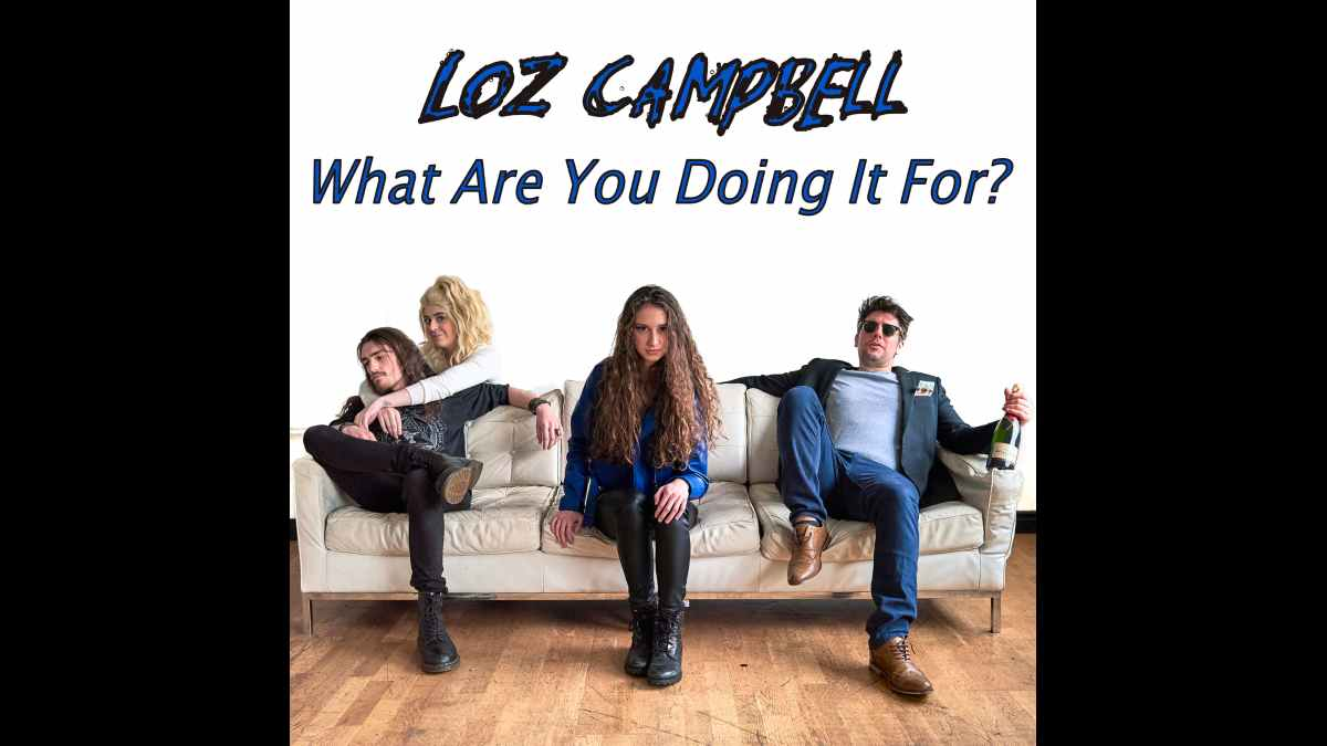 Loz Campbell cover art