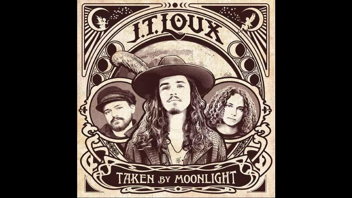 JT Loux album cover art