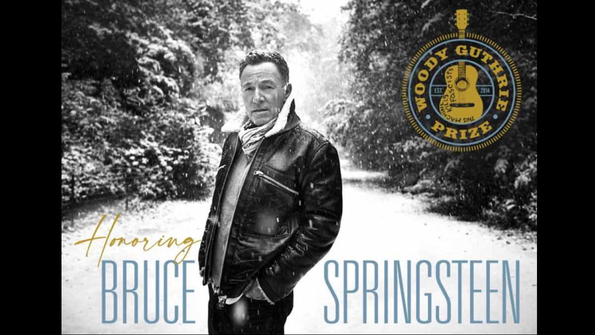 Bruce Springsteen promo image