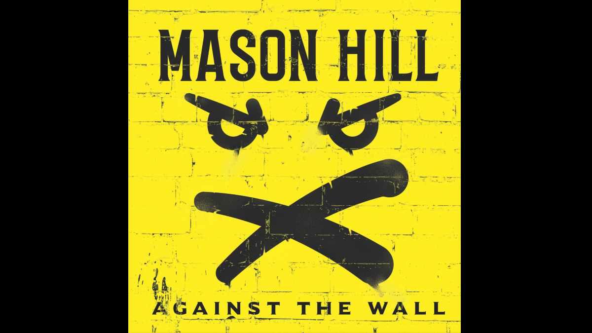 Mason Hill album cover art