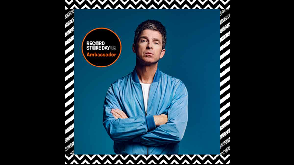 Noel Gallagher promo image