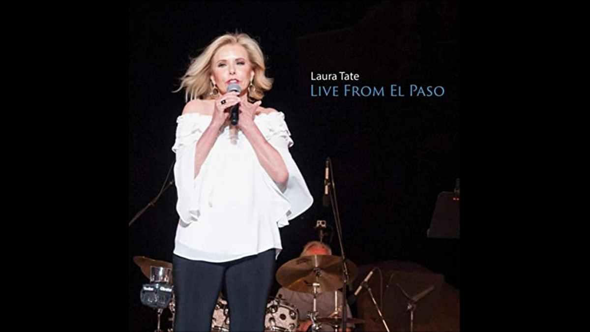 Laura Tate album cover art