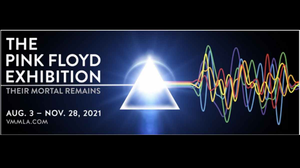 Pink Floyd event poster