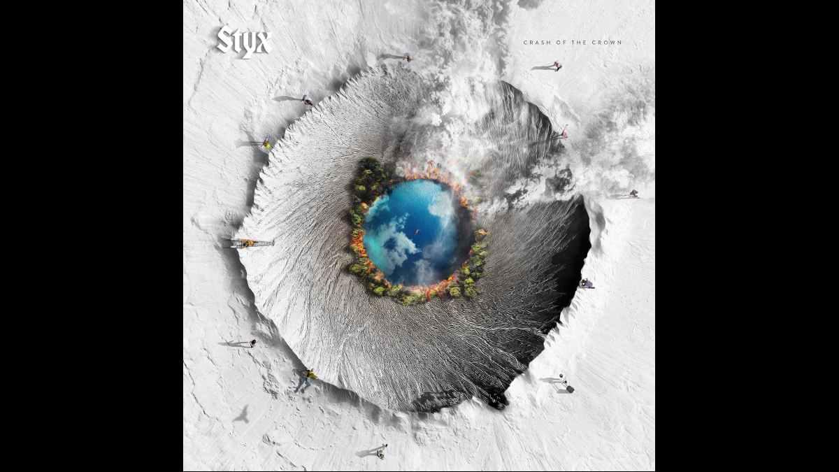 Styx album cover art
