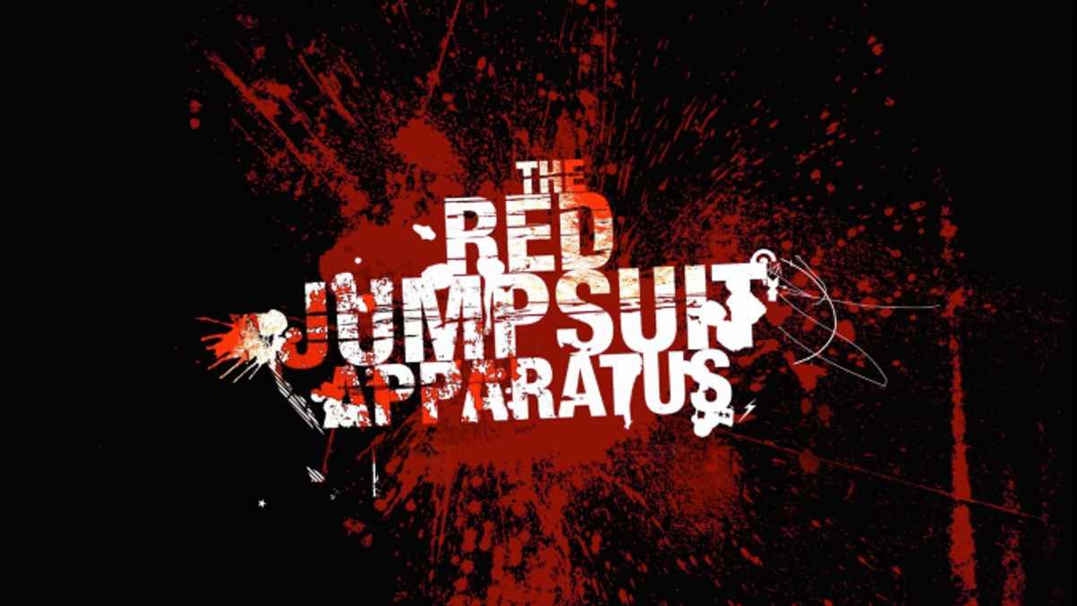 The Red Jumpsuit Apparatus band logo